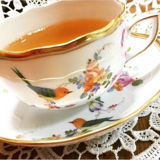 小鳥のかわいいカップ(*^^*)