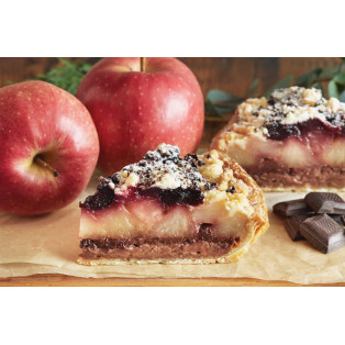 チョコレートとチェリーのホリデーアップルパイのご案内