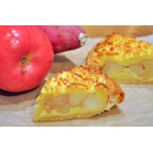 『スイートポテトアップルパイ』・『キャラメルナッツアップルパイ』のご案内♩
