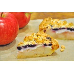 『リコッタチーズとブルーベリーのアップルパイ 』のご紹介