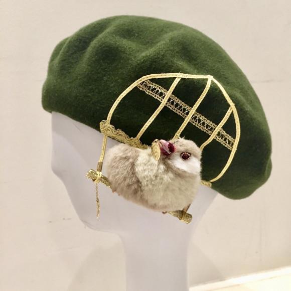 暖かくて超可愛い!ココ&アミさんのもふもふ帽子