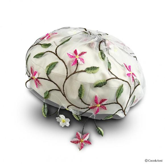 ちょー可愛いCoco&Amiさんの2011年春夏帽子の受注会、本日まで!