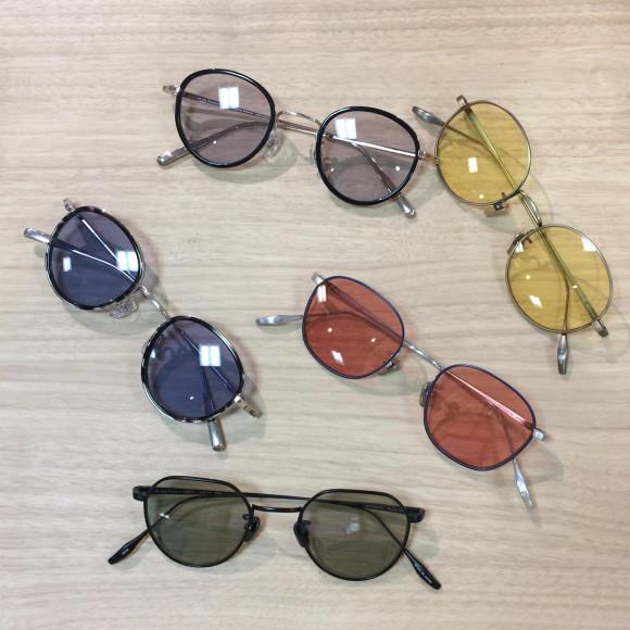 お持ちのサングラスを今年風にリメイク★レンズ交換承ります!