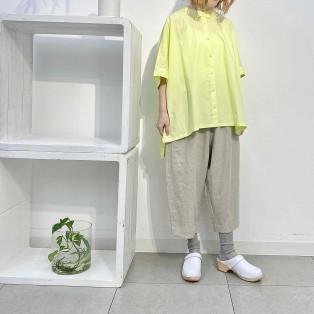 【2階 nop de nod】リボンのようなデザインが人気のシャツ*