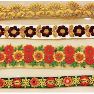刺繍テープ