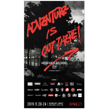 【期間限定SHOP】ADVENTURE IS OUT THERE!