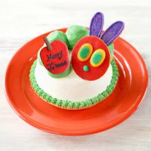 4F【はらぺこあおむしカフェ】クリスマス限定ケーキの予約スタート!