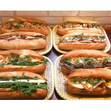 【期間限定キッチンカー】バインミーサンドイッチ