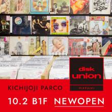 KICHIJOJI PARCO B1F NEW OPEN!!