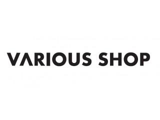 VARIOUS SHOP