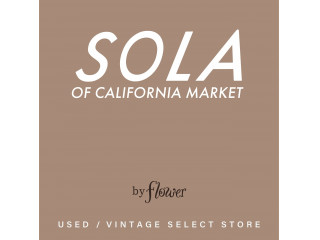 SOLA OF CALIFORNIA MARKET by flower