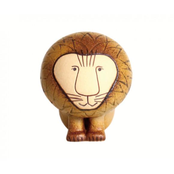 ライオン(陶器)