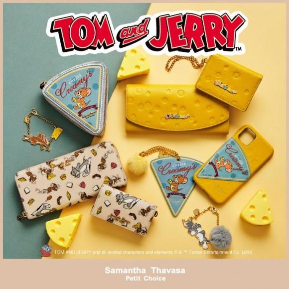【コラボ】トムとジェリー
