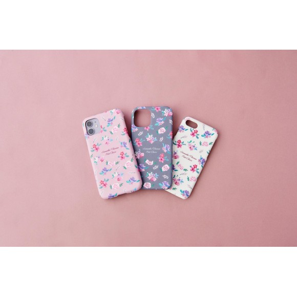 新作♡上品な花柄のアイリスシリーズ