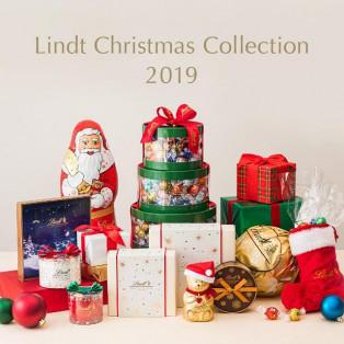 リンツのクリスマスコレクション販売開始!!