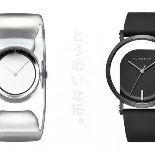 とうめいな腕時計②