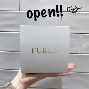 【FURLA】今週の開け映える時計。