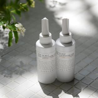 ベルガモット&ペパーミントの天然精油が香る限定シリーズ