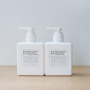 定番商品に仲間入り 高保湿タイプの全身用乳液