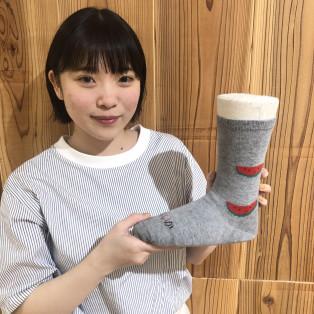 自分でデザインできるオリジナル靴下