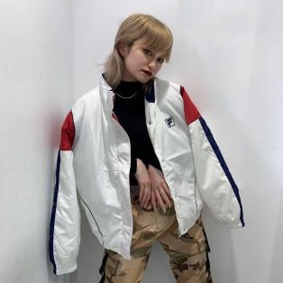 防寒×SPOコーデに>>>NEW☆FILA新作アウター