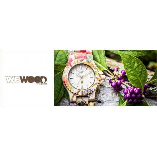 木の時計、WEWOOD