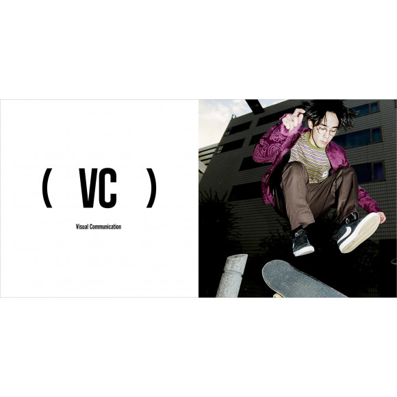 【Zoff×( VC ) Visual Communication】渡辺真史氏が手掛ける「VC」新作発売!