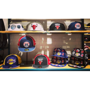 人気のNBA☆NEW ERA