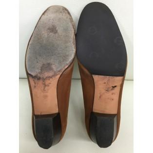 秋のお出かけシーズンにむけてお靴のメンテナンス