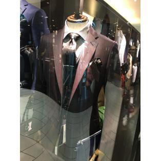 [新作紹介] ジオメトリックストライプ2BSスーツ