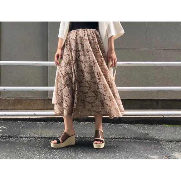 大人気!2wayスカート