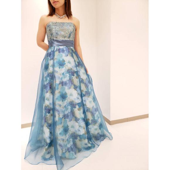 ☆カラーロングドレス☆