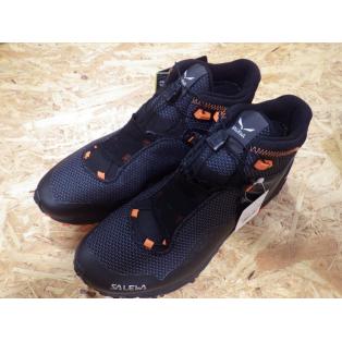 ミシュランのソールを採用したブーツ