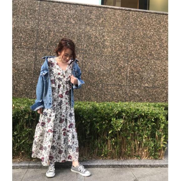 春のおススメコーデ☆
