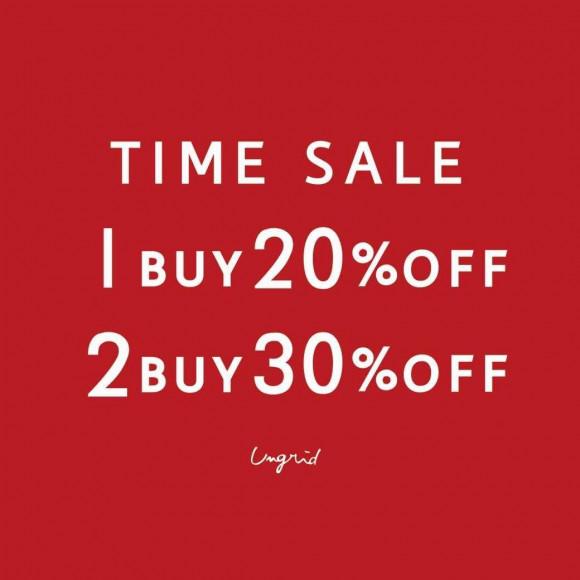 time sale !!