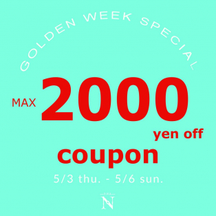 ★COUPON FAIR★