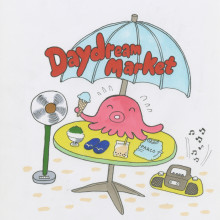 「Daydream Market at 熊本PARCO」期間限定OPEN!!