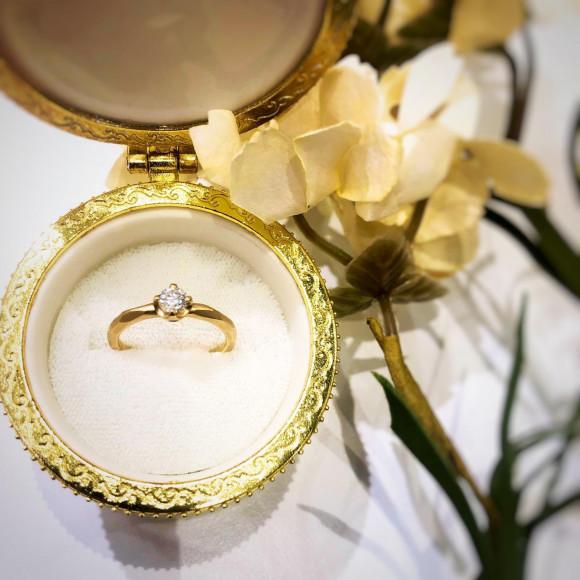 オーダー婚約指輪