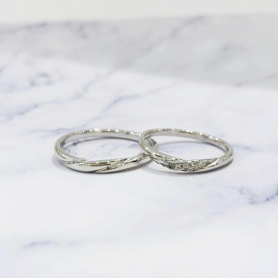 結婚指輪♡