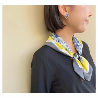 ☆New Item☆ パリ柄スカーフ