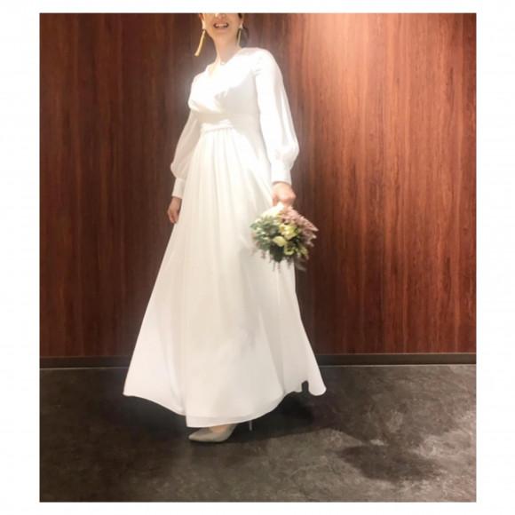 NEW✨Little Wedding Dress