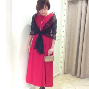 NEW☆モード・タッグドレス