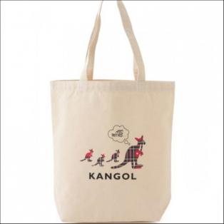 KANGOL別注トートバック