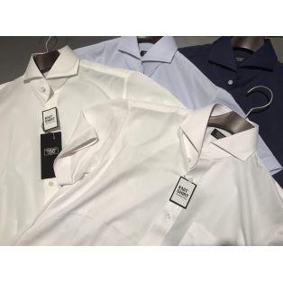 半袖ニットシャツ入荷☆