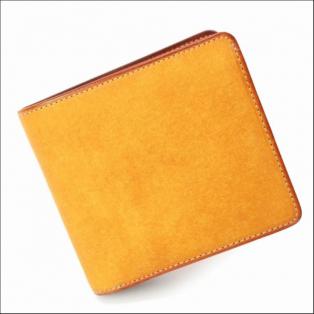 CORBO コルボ SLATE コレクターズ別注 二つ折 財布 CT-9361 YELLOW
