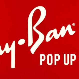RayBan POP UPまだまだやってます!