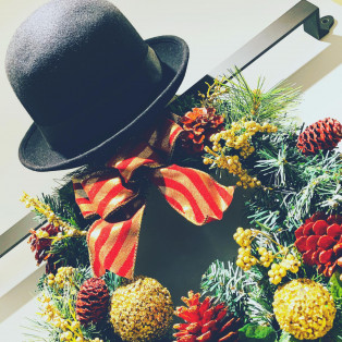 クリスマスモード突入