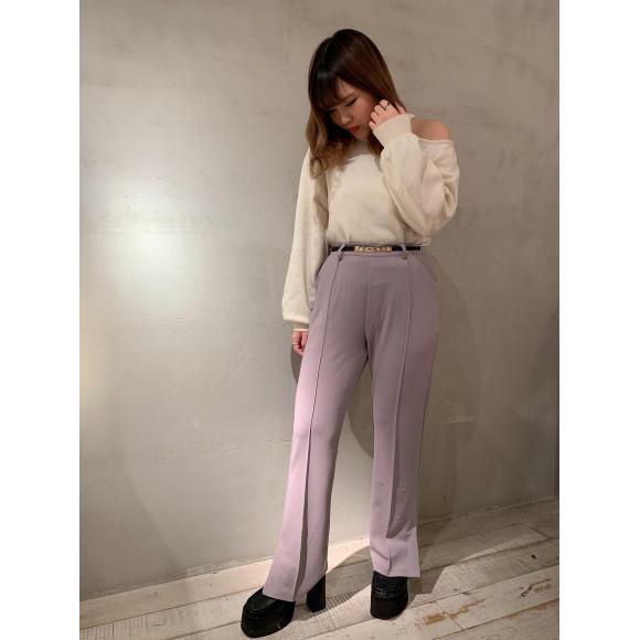人気パンツの新色が入荷しました☆*。