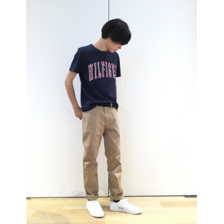 【MENS】ロゴTシャツ