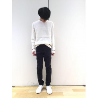 【MENS】フラッグデザインセーター
